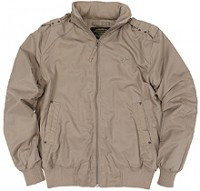 Вітровка Slavin Jacket Alpha Industries Khaki