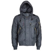 Вітровка Helo Bomber Alpha Industries Steel Blue
