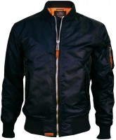 Бомбер Top Gun MA-1 Bomber Jacket Black