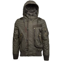 Вітровка Helo Bomber Alpha Industries Grey