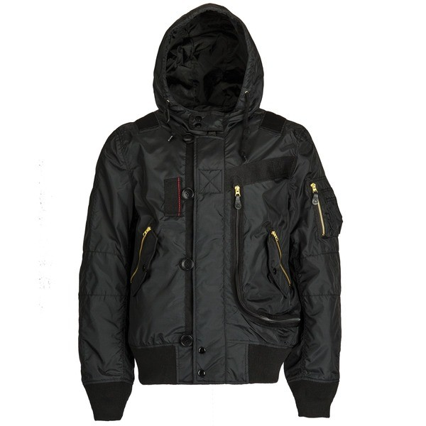 Вітровка Helo Bomber Alpha Industries Black