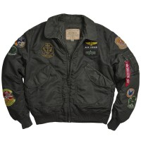 Куртка CWU Pilot X Alpha Industries Black