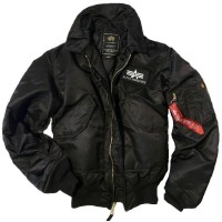 Куртка CWU 45/P Alpha Industries Black