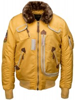 Куртка Injector Alpha Industries Yellow