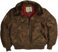 Куртка Injector Alpha Industries Brown