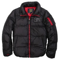 Пуховик Ice Vapor Alpha Industries Black