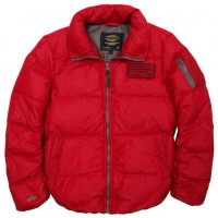 Пуховик Ice Vapor Alpha Industries Commander Red