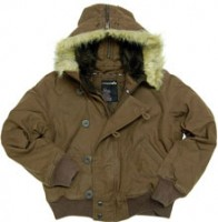Куртка N-2B Cotton Parka Alpha Industries Brown
