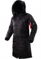 Куртка AirBoss Parka Shuttle Black