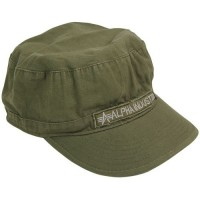 Кепка Army Hat Alpha Industries (оливкова)