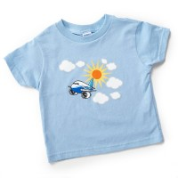 Дитяча футболка Boeing Pudgy Plane Toddler T-shirt