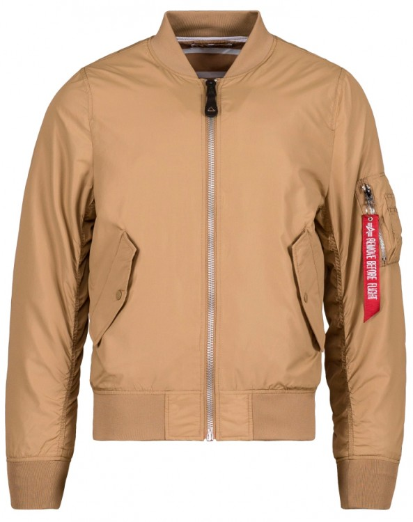 Вітровка L-2B Scout Alpha Industries Beige