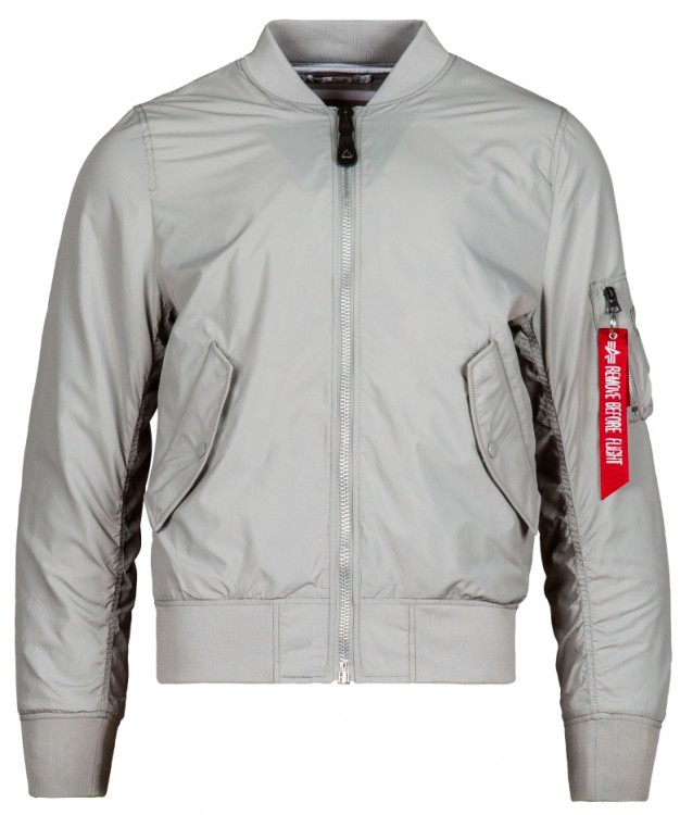 Вітровка L-2B Scout Alpha Industries (срібна)