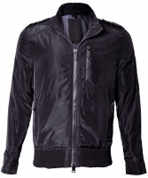 Вітровка Top Gun Nylon Bomber Jacket Black
