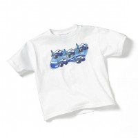 Дитяча футболка Boeing Pudgy Formation Youth T-shirt white
