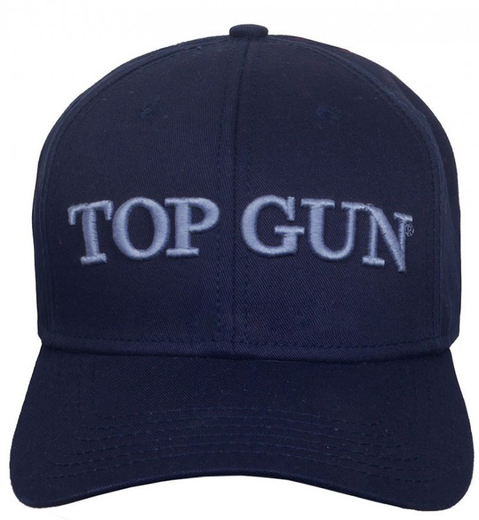 Кепка Top Gun Embroidered Cap Navy