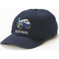 Дитяча бейсболка Boeing Pudgy Plane Youth Hat