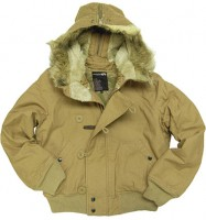 Куртка N-2B Cotton Parka Alpha Industries Sand