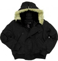 Куртка N-2B Cotton Parka Alpha Industries Black