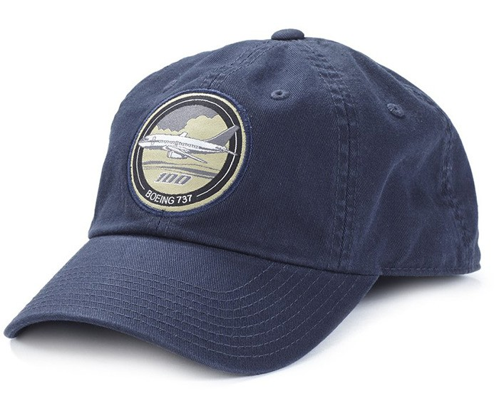 Кепка Boeing Centennial Heritage 737 Hat