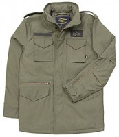 Куртка Infantry Alpha Industries Olive