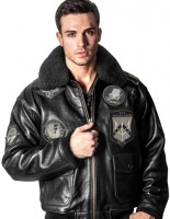 Куртка Top Gun Signature Series Jacket Black