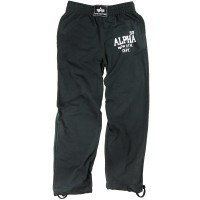 Штани Athletic Department Sweatpant Alpha Industries (чорні)