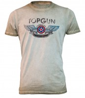 "Футболка Top Gun ""Wings Logo"" Tee (оливкова)"