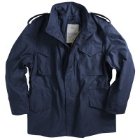 Куртка M-65 Alpha Industries Field Coat Navy
