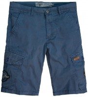 Шорти Top Gun Cargo Shorts (сині)