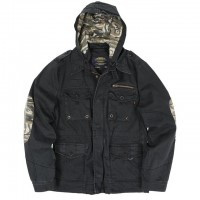 Куртка McArthur Jacket Alpha Industries Black