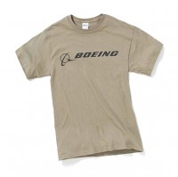 Футболка Boeing Signature T-Shirt Short Sleeve Prairie Dust