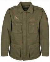 Польова куртка утеплена M-65 Altimeter Alpha Industries Olive