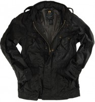 Куртка Hawthorne М-65 Alpha Industries Black