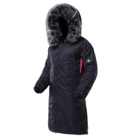 Куртка AirBoss Parka Shuttle Gray