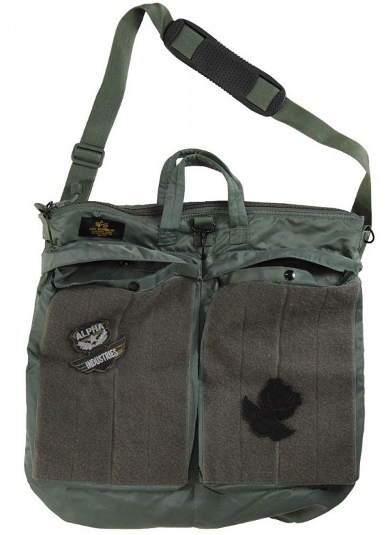 Сумка пілота Helmet Bag Alpha Industries