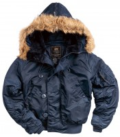Куртка N-2B Parka Alpha Industries Navy