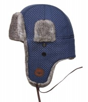 Шапка Top Gun Quilted Winter Hat Navy
