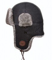 Шапка Top Gun Quilted Winter Hat Black