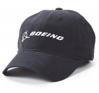 Кепка Boeing Executive Signature Hat black
