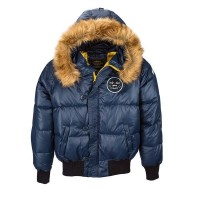Пуховик N-2B Sonic Parka Alpha Industries Navy