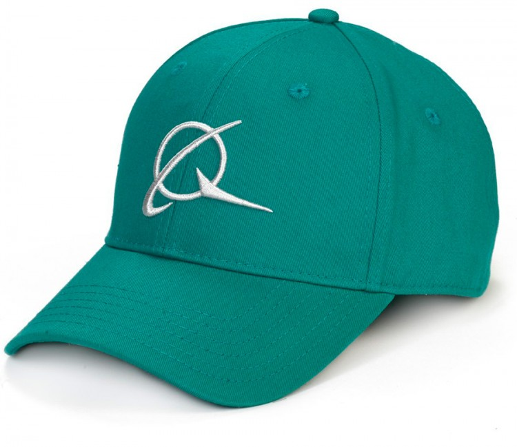Бейсболка Boeing Symbol with Raised Embroidery Hat Green