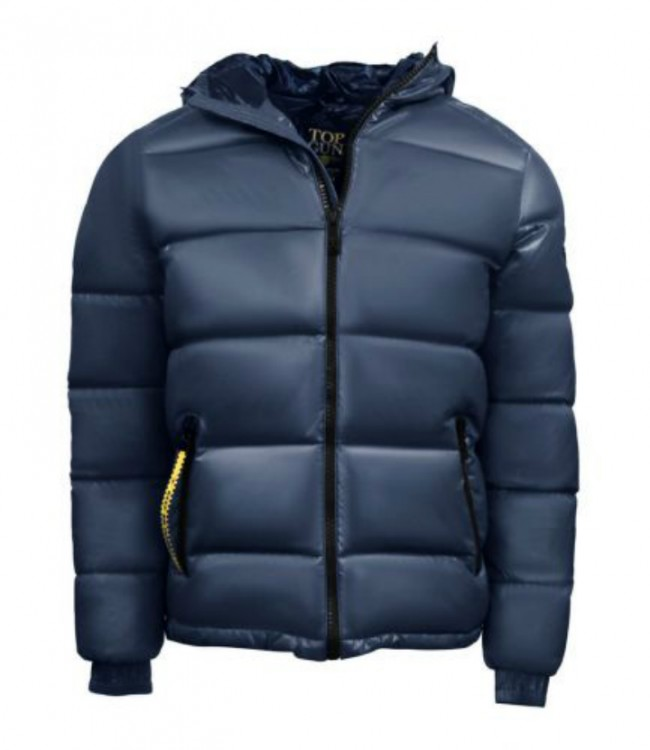Пуховик Top Gun Down Jacket Navy