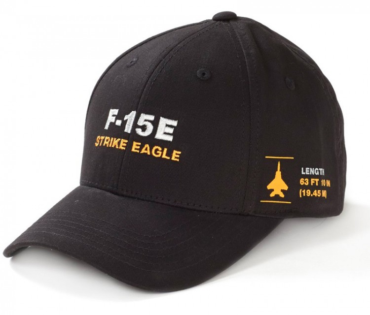Кепка Boeing F-15E Strike Eagle Schematics Hat